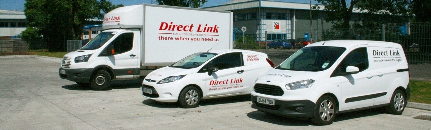 DIRECTOR returns speedy savings for Direct Link Express Deliveries