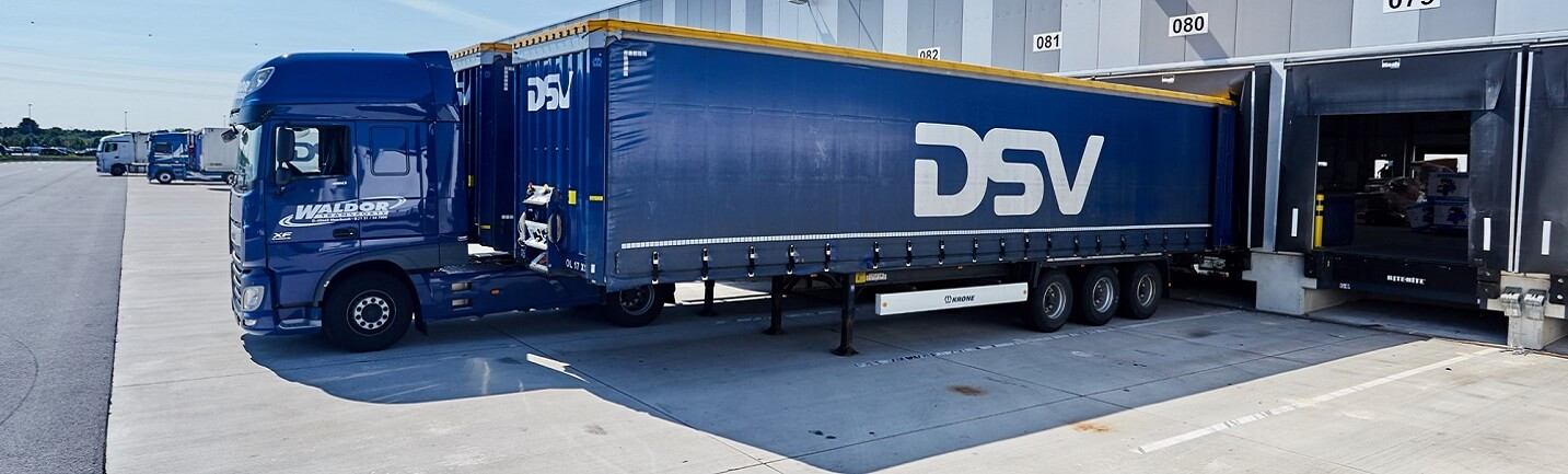 DSV Delivers Improved Driver Safety and Compliance