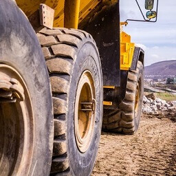 What impacts dump truck fuel consumption?