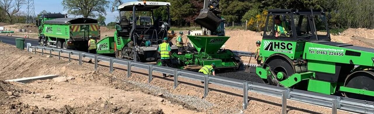 Teletrac Navman paves the way to success for Highland Surfacing & Contracting Ltd