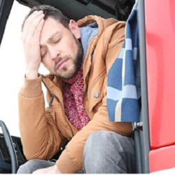 What is driver fatigue?