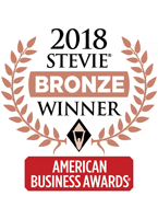 2017 Gold Stevie Award   Innovation Award for Software and Mobile Apps   Gold Award for Most Innovative Company & Silver Award for Best Web Software Programming   Silver Award for Most Innovative Company of the Year