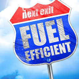 Reduce fuel consumption in trucks